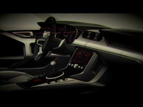 2015 Ford Mustang Interior Overview