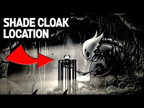 Hollow Knight- How to Quickly Find the Shade Cloak Ability (aka Shadow Dash)