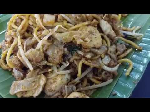 MALAYSIAN STREET FOOD   CHAR KWAY TEOW   PART 22