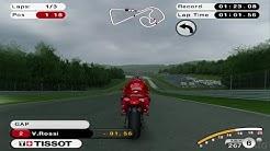 MotoGP 08 PS2 Gameplay HD (PCSX2)