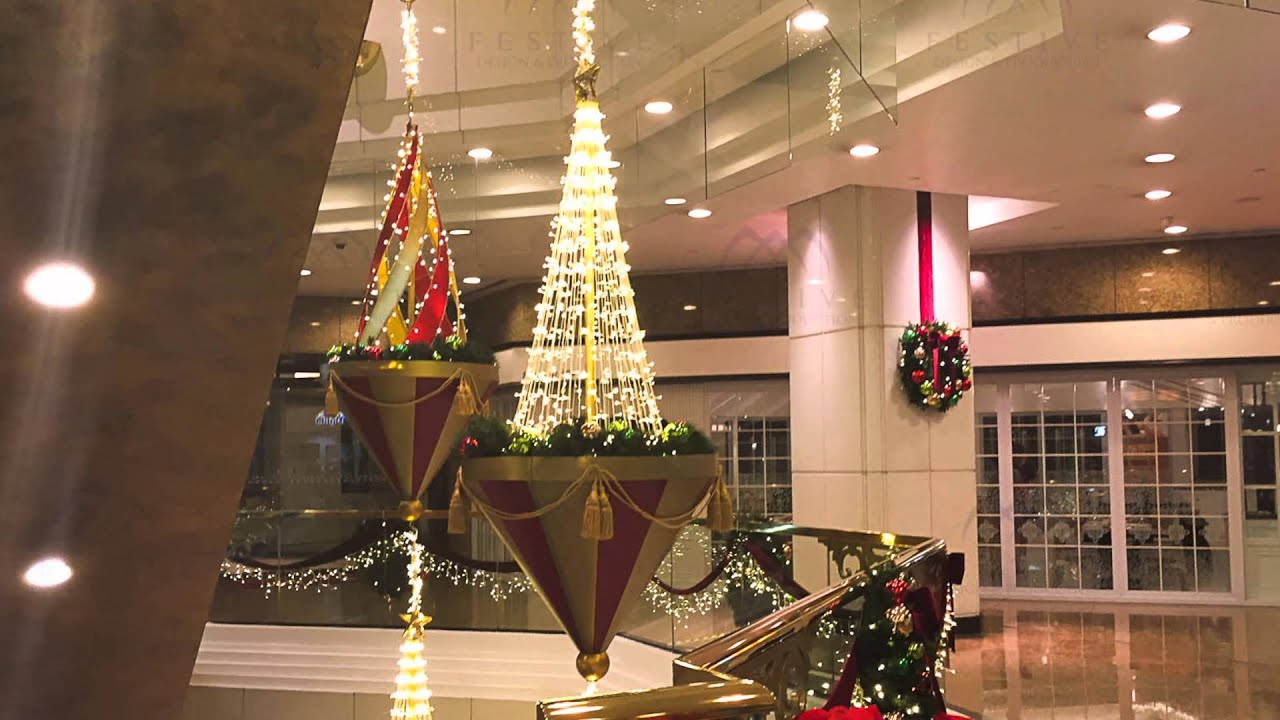 hong kong christmas decoration sun hung kai decoration