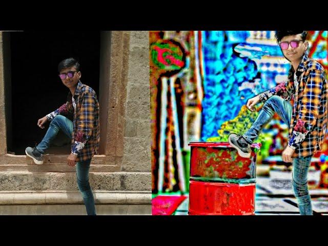 Picart editing tutorial in picsart Edit 2018 Edit By A K