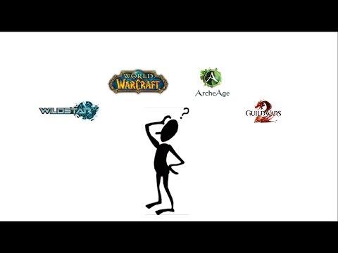 Welches MMORPG Soll Ich Spielen?!