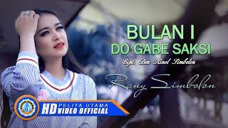Rany Simbolon - BULAN I DO GABE SAKSI ( Official Music Video )