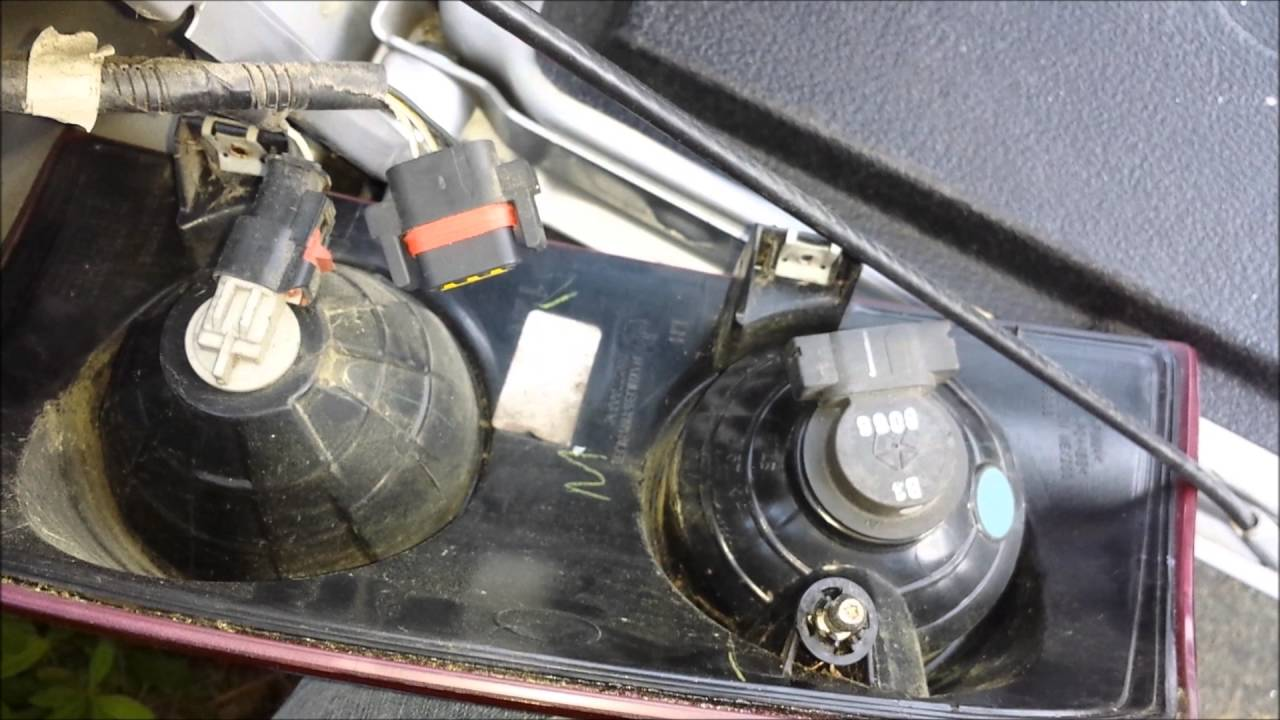medium resolution of how to replace a turn signal lamp 2008 dodge ram 1500