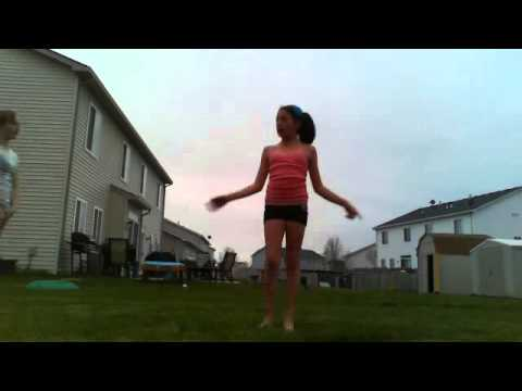 Seven gymnastics girls audition 2017 - YouTube