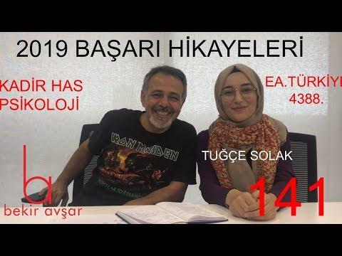KADİR HAS PSİKOLOJİ L BAŞARI HİKAYELERİ 141