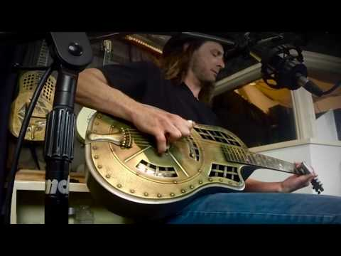 "Tommy Johnson - ""Big Road Blues"" Played By Ben Powell"