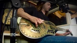 Tommy Johnson Big Road Blues Played By Ben Powell