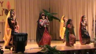 Mera Assi Kali Ka Lehnga- Diwali 2009 , BTCC, Lexington, KY