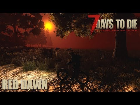 7 Days To Die Alpha 17 Red Dawn Attack Of The 42nd Day Horde Youtube