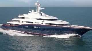 Oceanco Nirvana 88.5m Superyacht