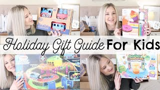 GIFT GUIDE FOR KIDS, BABY, TODDLER   WHAT I GOT MY KIDS FOR CHRISTMAS