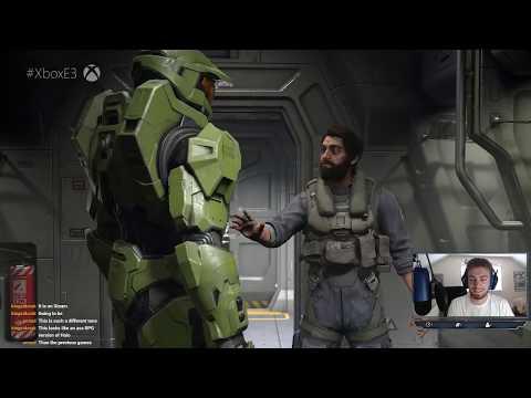 Bean's E3 2019 Halo Infinite Reaction