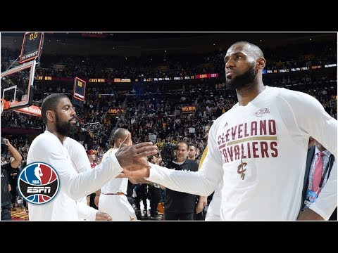 LeBron James and Kyrie Irving's best Cavs moments together | NBA Highlights