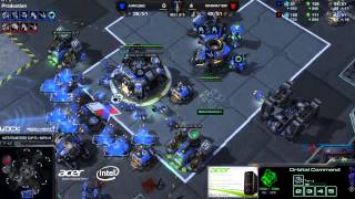 [ATC] TvT Ryung vs Innovation -g5- Starcraft 2 HD polski komentarz Heart of the Swarm