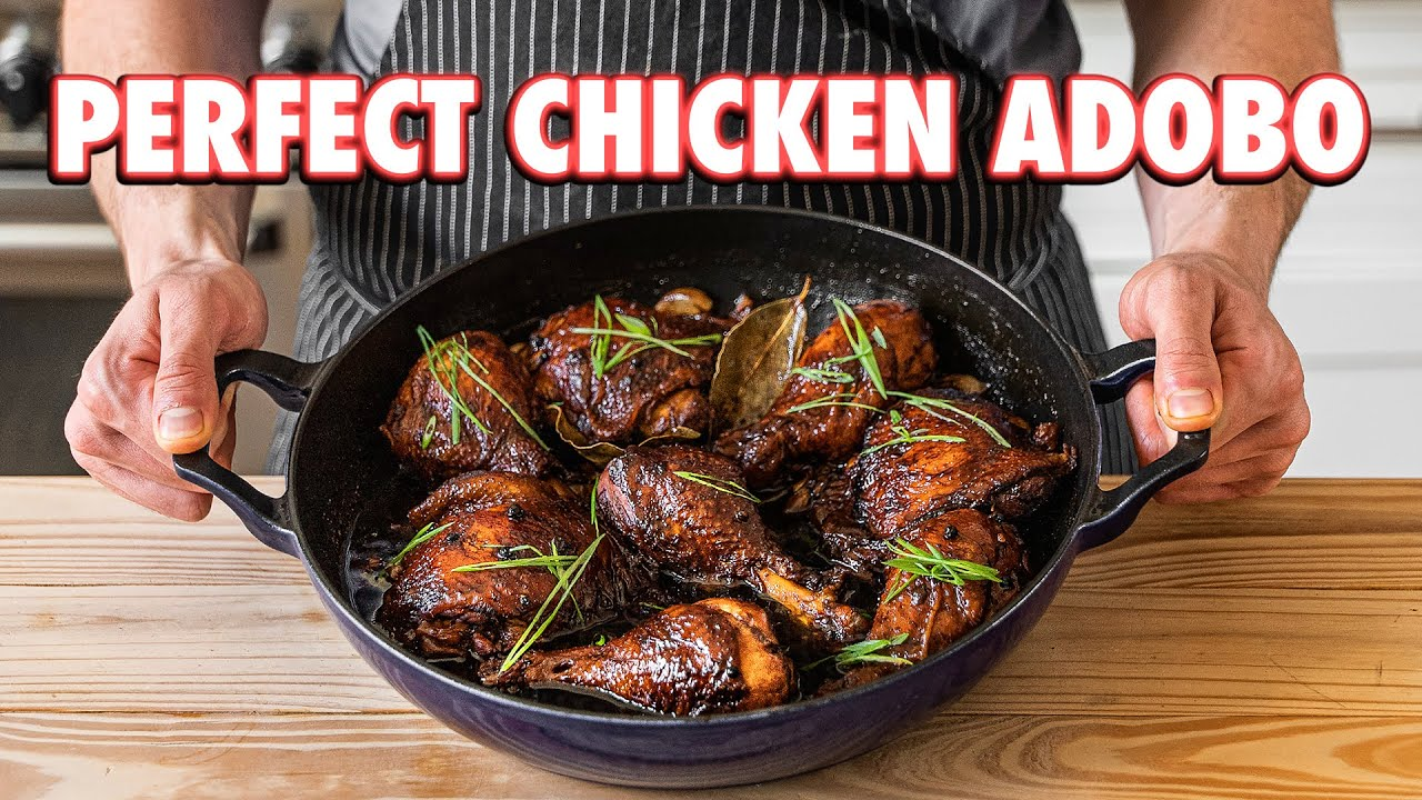 Perfect Chicken Adobo