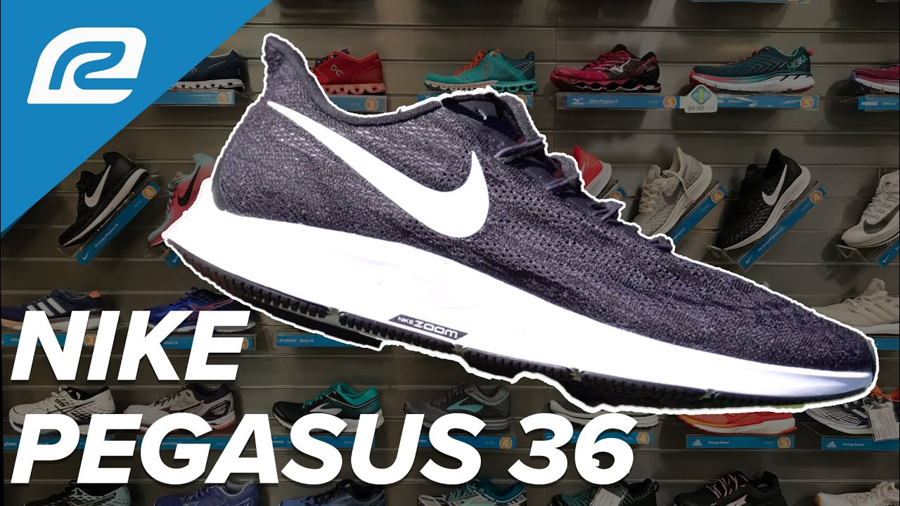 Nike Pegasus 36 First Look | Shoe Preview