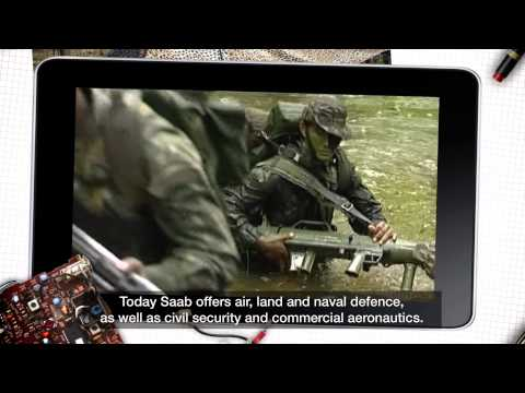 Saab Defence and Security - The Story