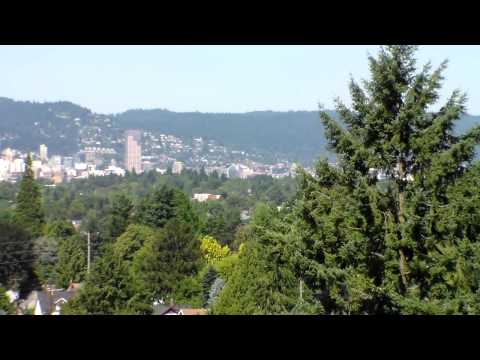 Парк Маунт Табор Сити в Портленде,штат Орегон