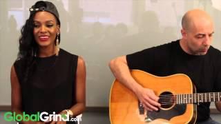 "Tiara Thomas Performs ""Tell Me Something"" (Acoustic Version)"
