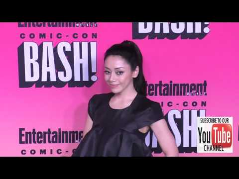 Aimee Garcia at the Entertainment Weekly San Diego Comic Con Party