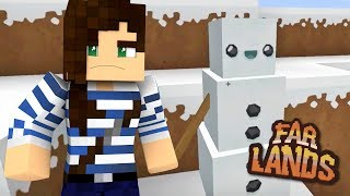 Do You Want To Kill A Snowman? - Minecraft Far Lands (Ep.25)