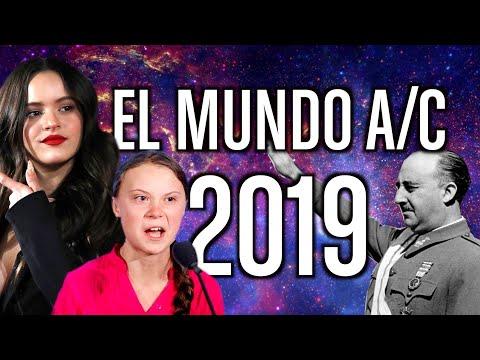 El mundo Antes del Confinamiento - 2019