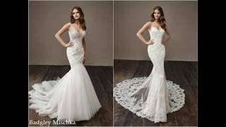 Модные свадебные платья 2018-2019