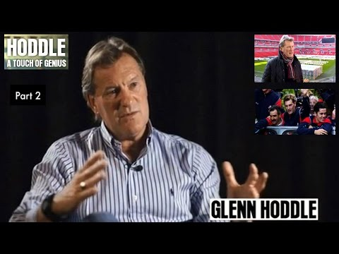 GLEN HODDLE - A TOUCH OF GENIUS - GLEN HODDLE – SWINDON TOWN FC- CHELSEA  FC- ENGLAND – PART TWO