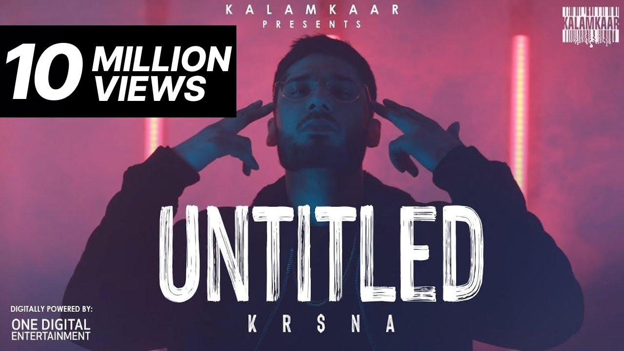 foto de KR$NA - UNTITLED (FULL VIDEO) | KALAMKAAR - YouTube