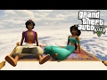 GTA 5 Mods - ALADDIN & JASMINE MOD w/ MAGIC CARPET (GTA 5 PC Mods Gameplay)