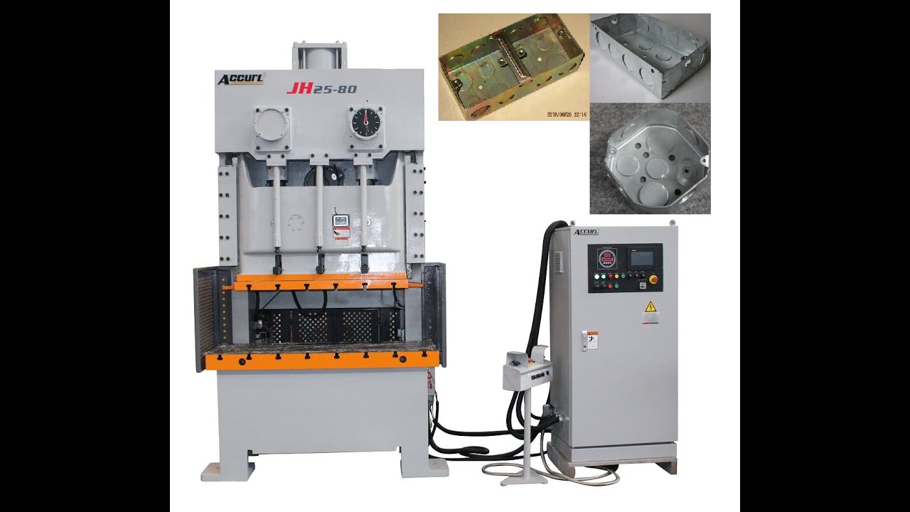 Automatic Stamping Production Line