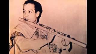 Pandit Gour Goswami (flute) - Raga Marwa - Vilumvit Ektal and Drut Teental