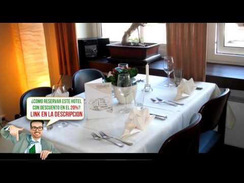 Akzent Park-Hotel Saarlouis, Saarlouis, Germany, HD revisión