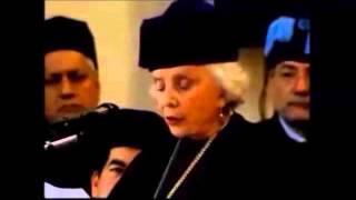 Poniatowska Unach-Doctorado Honoris Causa