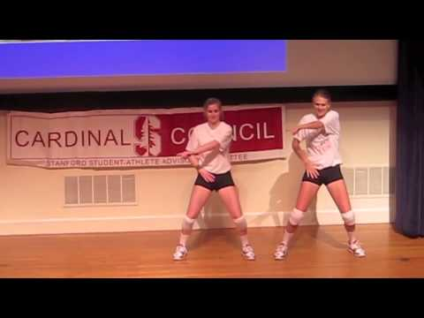 2011 Stanford Athlete Date Auction: Wrestling from YouTube · Duration:  3 minutes 50 seconds