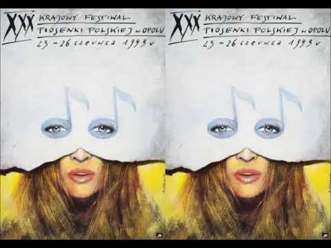 """Edyta Bartosiewicz """"Every Man Needs A Woman"""" - Opole 93"""
