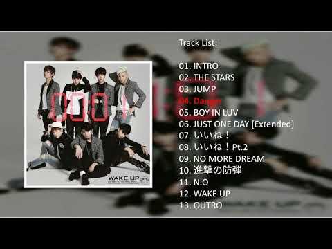 WAKE UP (BTS Japanese Album)