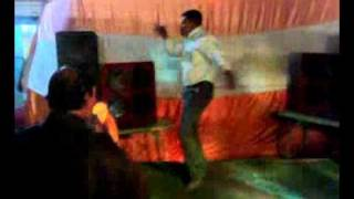 Banti Dance with Song Ganpat on the floor