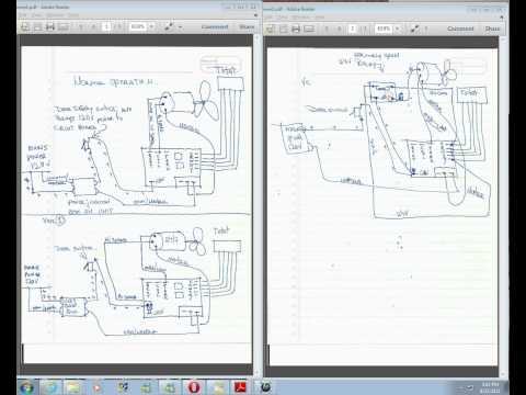 hvac temporary relay bypass diagram on air handler / furnace for cooling  only! - youtube  youtube