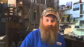 Webcam video in Asheville NC September 18, at U-haul Dealership
