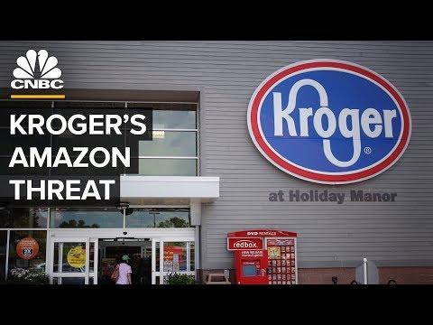 Is Amazon Killing Kroger?