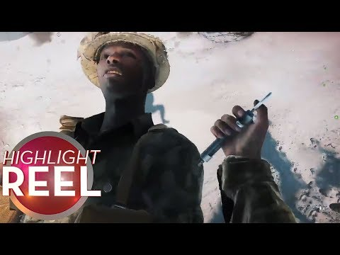 Highlight Reel #451 - Battlefield V Player Gets Quite The Catch thumbnail