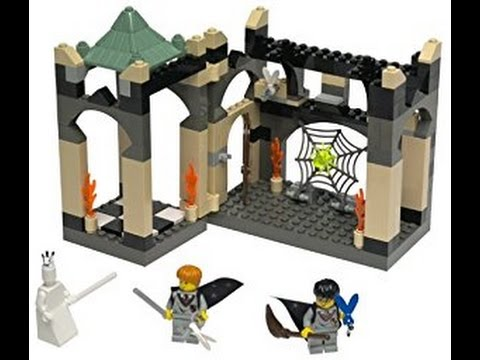 Lego Harry Potter 4704 The Chamber of the Winged Keys building instructions