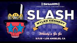 Baixar Slash Featuring Myles Kennedy & The Conspirators Live At The Whiskey A Go Go 9-21-2018