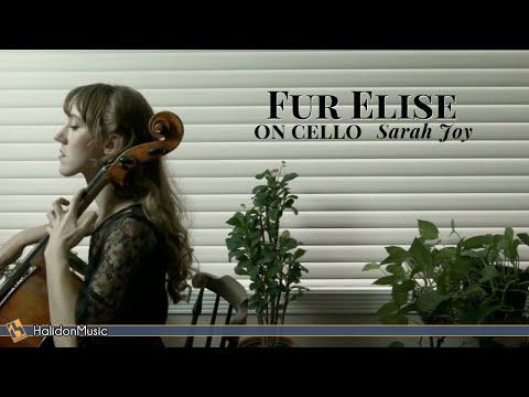 Beethoven  Für Elise on cello  Sarah Joy