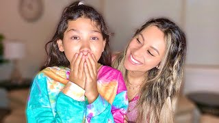 WE MADE OUR DAUGHTER CRY...**HER DREAM CAME TRUE**!! | Familia Diamond