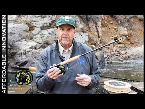 NEW KastKing Ascension Soloscopic Fly Fishing Rod | KastKing TELESCOPIC Fly Fishing Combo