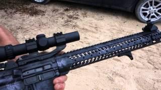 "Adams Arms COR (Competition Optic Ready) 16.5"" Lightweight Piston AR Carbine with Kryptek Camo"